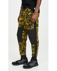 The North Face Yellow 94 Rage Classic Techno Pants for men