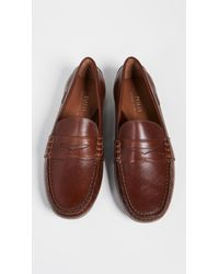 Polo Ralph Lauren Brown Reynold Drivers for men
