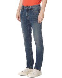 Calvin Klein - Slim Fred Blue Jeans for Men - Lyst