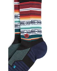 Stance Multicolor Mahalo Athletic Socks for men
