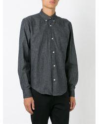 Our Legacy - Black Classic Denim Shirt for Men - Lyst