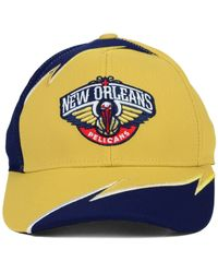 Adidas - Brown Kids' New Orleans Pelicans Wave Flex Cap - Lyst
