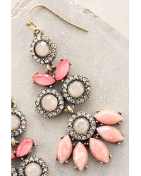 Anthropologie - Pink Sayulita Earrings - Lyst