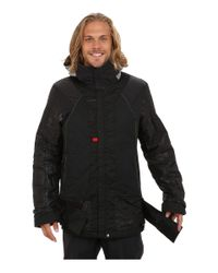 Oakley | Black Division 2 Biozone Insulated Jacket for Men | Lyst
