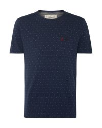 Original Penguin | Blue Tansol Tee for Men | Lyst