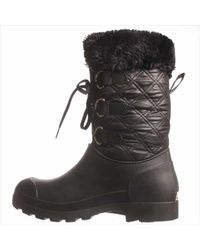 Dirty Laundry - Black Parade Snow Boot - Lyst