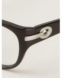 Dior Black Optical Glasses