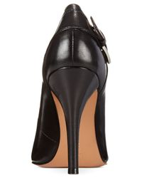 Nine West | Black Firedup Pumps | Lyst