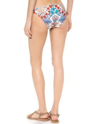 Marc By Marc Jacobs - Multicolor Maddy Botanical Bikini Bottoms - Lyst