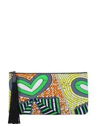 Atelier Vlisco Multicolor Limited Edition Morphic Clutch