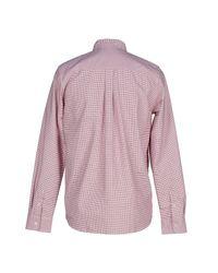 Carhartt | Red Shirt for Men | Lyst