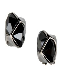Atelier Swarovski | Black Earrings | Lyst