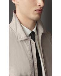 Burberry Natural Zip Front Blouson for men