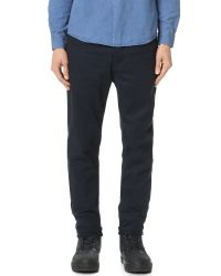 Dickies Construct Blue Cutter 5 Pocket Pants for men