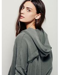 Free People - Green Lover Boy Pullover - Lyst