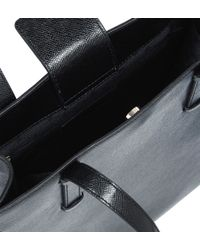 Hobbs Black Claremont Leather Tote Bag