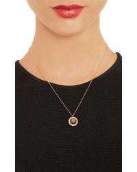 Eva Fehren | Metallic Women's Nina Pendant Necklace | Lyst