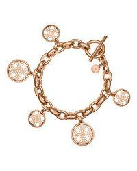 Michael Kors | Pink Mkj4474791 Ladies Bracelet | Lyst