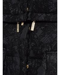 moncler jacket with lace