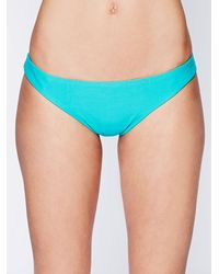 Free People - Blue Emmi Solid Bottoms - Lyst