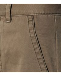 Marc By Marc Jacobs Brown Cotton Cargo Trousers