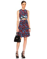 Tanya Taylor | Red Mallory Dress | Lyst