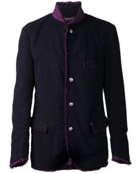 Imp Of The Perverse - Blue 'Johnny' Jacket for Men - Lyst