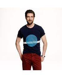 J.Crew - Blue Preorder M Nii New Moon Rising Tee for Men - Lyst