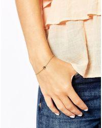 Gorjana | Metallic Shimmer Bracelet | Lyst