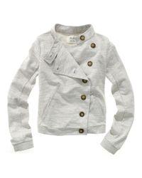 Madewell Gray Gamine Jacket