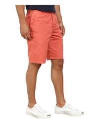 Tommy Bahama | Red Eastbank Flat Front Short for Men | Lyst