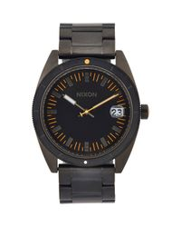 Nixon | Black Rover Ss Watch for Men | Lyst