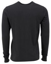 47 Brand - Gray Men'S Long-Sleeve Nashville Predators Flanker T-Shirt for Men - Lyst