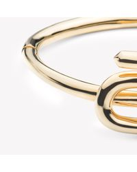 Eddie Borgo - Metallic Allure Bracelet - Lyst