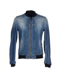 Dolce & Gabbana | Blue Denim Outerwear for Men | Lyst