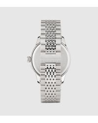 Gucci | Gray G-timeless Small Stainless Steel Watch for Men | Lyst