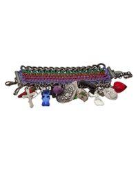 Venessa Arizaga - Multicolor 'Candy Says' Bracelet - Lyst