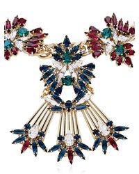 Anton Heunis - Metallic Bollywood Princess Collection Necklace - Lyst