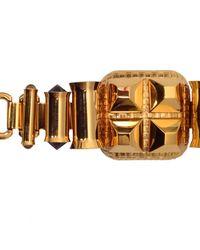 Scott Wilson | Metallic Studded Bracelet | Lyst