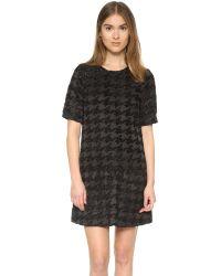 Essentiel Antwerp Black Karlitito Dress