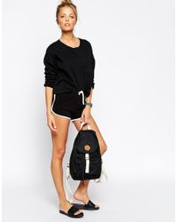 ASOS | Black Basic Runner Shorts With Contrast Binding | Lyst