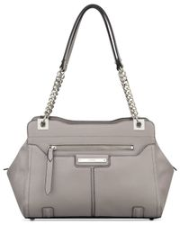 Nine West | Gray Abbie Shoulder Bag | Lyst