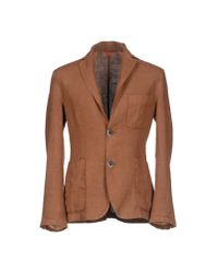 Barena | Brown Blazer for Men | Lyst