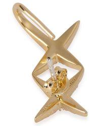 Elizabeth and James - Metallic Vida 22Kt Gold-Plated Ear Cuffs - Lyst