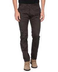 Tonello - Brown Casual Trouser for Men - Lyst
