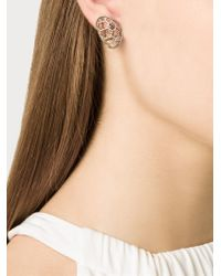 Venyx - Metallic 'tortuga' Earrings - Lyst