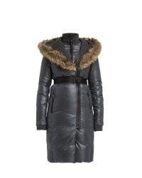 Rud By Rudsak | Gray Margaux Luxurious Down Coat | Lyst