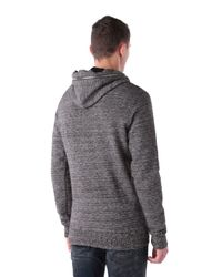 DIESEL - Gray S-mifun-wool for Men - Lyst
