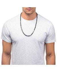 Lulu Frost | Blue 'veritas' Morse Necklace for Men | Lyst
