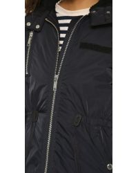 Cheap Monday Search Parka - Black